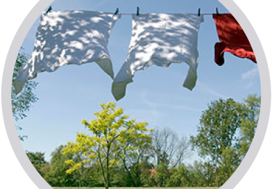 Home laundry service